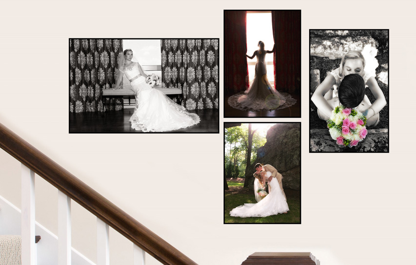 Wedding Wall Collage